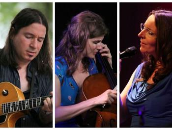 Simões, Osborne & van den Heuvel Acoustic Trio