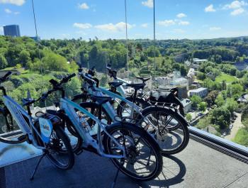 Circuit UNESCO en E-Bike