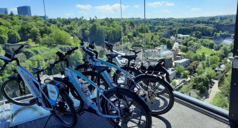 UNESCO E-Bike Tour