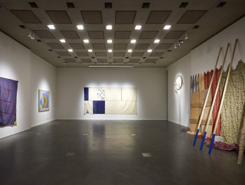 Supports/Surfaces : Viallat & Saytour – Modern french painting du MNHA