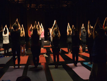 Yoga & Brahms – Yoga Flow