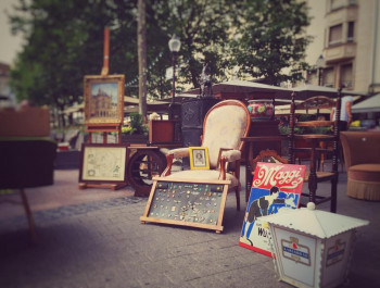 Brocante Luxembourg
