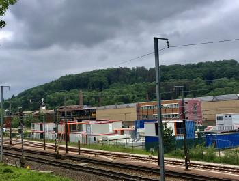 Dommeldange – L'héritage industriel