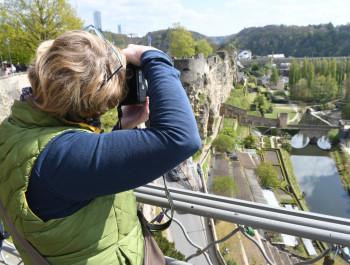 Balade photo à Luxembourg