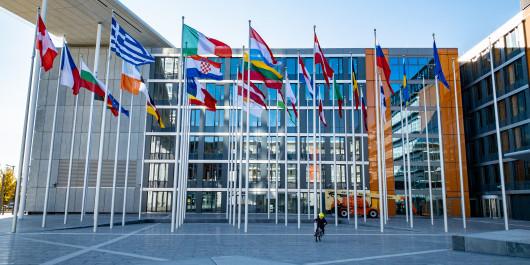 Parlement Européen à Luxembourg-Ville