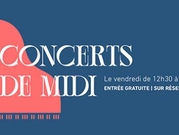 Concerts de Midi 2021