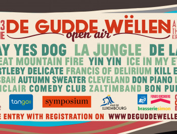De Gudde Wëllen Open Air Festival