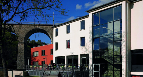 Youth hostel in Luxembourg City