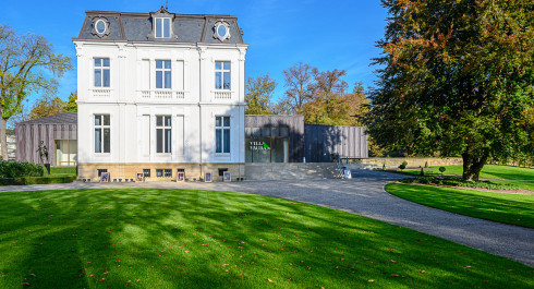 Villa Vauban, Kunstmuseum der Stadt Luxemburg