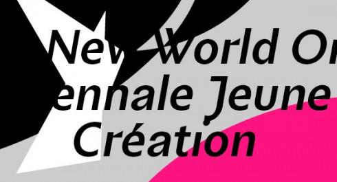 Triennale Jeune Création 2021 : Brave New World Order