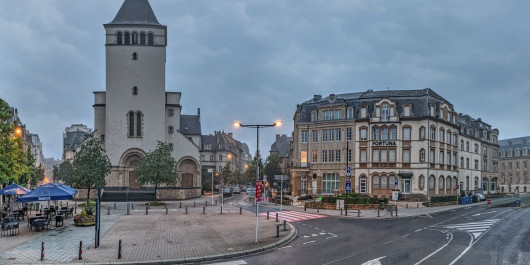 Sacré Coeur Church
