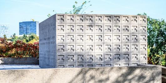 Monument of Robert Schuman