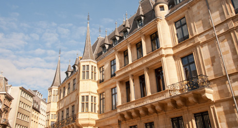 palais grand ducal highlight