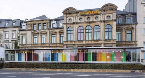 casino luxembourg forum d art contemporain. photo eric chenal 2013 ld