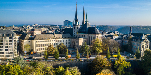 Cathedral Notre-Dame de Luxembourg
