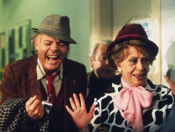 Ginger e Fred (Centenario Fellini)