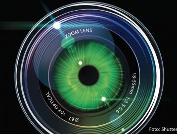 Eye vs. Camera