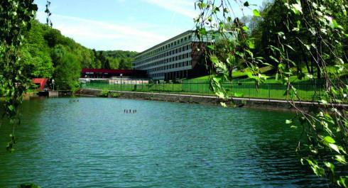 park hotel alvisse exterieur