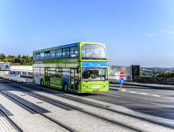 Hop On Hop Off Sightseeing Bus Luxembourg