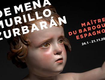 De Mena, Murillo, Zurbarán