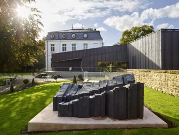 Journées du patrimoine: La Villa Vauban et son parc de sculptures